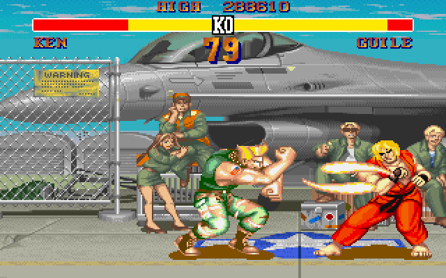Street Fighter 2 What Is This I Don T Even